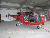 Paramilitary and Medical emergency: Aerospatiale SA.316 Alouette III (ZA-XHZ), Tirana-Laprake, Albania, May 2006_9239