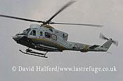Paramilitary and Medical emergency: Agusta-Bell AB.412HP (GF-222) of Guardia di Finanza, RIAT, Fairford, U.K., 07-2005_1759