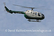 Paramilitary and Medical emergency: Eurocopter Bo105DBS-4 (G-WYPA), RAF Waddington, UK, July 2006-3791