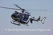 Paramilitary and Medical emergency: Eurocopter EC.145B (F-MJBK - 9162-JBK), Gendarmerie, La Ferte Alais, France, May 2009_0006