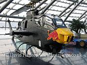 Warbirds and Museums: Bell TAH-1F Cobra (N11FX)-Red Bulls' Hangar-7, Salzburg, Austria, December 2006_8495