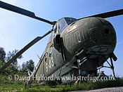 Warbirds and Museums: Harbin Z-5 (Mil Mi-4 Hound) (6-43), Albanian Airforce, Farke AFB, May 2006-9092