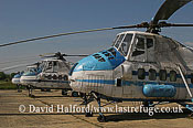 Warbirds and Museums: Harbin Z-5Ss x3 (6-08, 6-10,6-07), Albanian Airforce, Farke AFB, May 2006-0591
