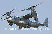 Future vertol developments: Bell Boeing MV-22B Osprey (166480-MV 23), USMC, Farnborough, U.K., July 2006-0240
