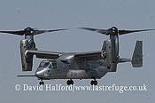 Future vertol developments: Bell Boeing MV-22B Osprey (166391), USMC, Farnborough, U.K., July 2006-0099