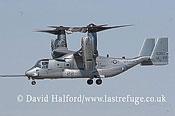 Future vertol developments: Bell Boeing MV-22B Osprey (166391), USMC, Farnborough, U.K., July 2006-0100