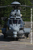 Eurocopter (Aerospatiale) AS.532A2 Cougar of French AF, Cazaux Air Base, Landes, France / June 2005