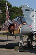 Dassault Mirage 2000C (113 - 12-YO), Cazaux, June 2005