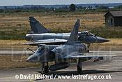 Dassault Mirage 2000C (22 - 5-ND) taxying-01, Cazaux,June 2005