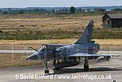 Dassault Mirage 2000C (35 - 5-NL) taxying-01, Cazaux,June 2005