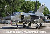 Dassault Mirage F.1CR (653 - 33-CV) parked-01, Cazaux, June 2005