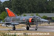 Dassault Mirage IIIE (560) taxying-18, Cazaux, June 2005