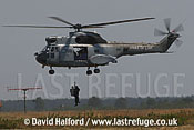 Aerospatiale / Westland SA.330B Puma (1375-AM) French AF-10, Cazaux, June 2005