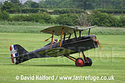 Royal Aircraft Factory S.E.5A (F904) / Shuttleworth Collection / Old Warden, UK / U.K. / June 2005