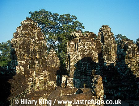 Bayon, Angkor, Cambodia