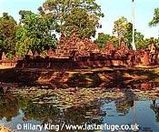 Bantey Srei, Cambodia