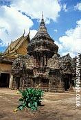 Wat Nokor, Cambodia