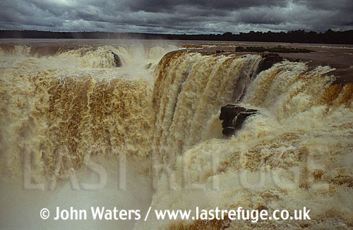 Iguazu Falls, Argentine side, Devils throat, Argentina