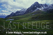 Valle Santa Maria, Swiss Alps, Ticino, Switzerland, Europe