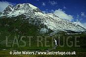 Schenadi? (2,747 m), Val Piora, Swiss Alps, Ticino, Switzerland, Europe