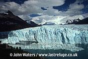 Moreno Glacier, Los Glaciares National Park, Patagonia, Argentina