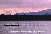 River Estuary, Guatemala