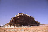 Jebel, in the desert near Wadi Rum, Jordan