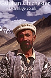 Shepherd in the Karakoram Mountains, Northern Areas, Pakistan