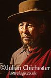 Tibatian Man, Tibet