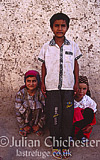 Uyghur Children, Kashgar, South-West Xinjiang, China