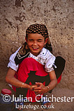 Uyghur girl, Kashgar, South-West Xinjiang, China