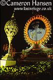 Birthday Celebration of King Bhumipol Adulyadej (5 Dec.), Ratchadamnoen Avenue, Bangkok, Thailand