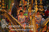 Songkran (Water Festival) 13th April, Bangkok, Thailand