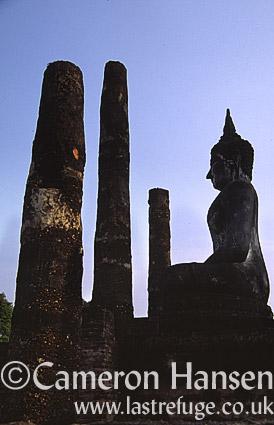 Wat Sra Sri, Sukhothai Historical Park, Thailand