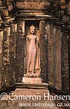 Buddha, Wat Trapang Ngeon, Sukhothai Historical Park, Thailand
