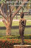 Buddha, Wat Sra Sri, Sukhothai Historical Park, Thailand
