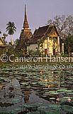 Wat Trapang Thong, Sukhothai Historical Park, Thailand