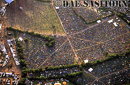 Glastonbury Festival 2002, Pilton, Somerset, England