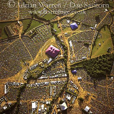 Glastonbury Festival 2003, Pilton, Somerset, England