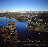 Windermere, Lake District National Park, Cumbria, England