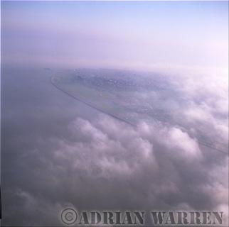 Fog (Sea Fog), Lancashire, England