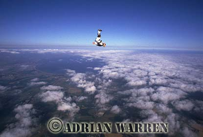 Adrian Warren Skydiving, Swansea, Wales