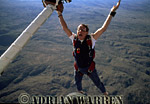 AERIALS: Adrian Warren over Etosha National Park, Namibia, Africa