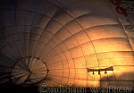 AERIALS: Hot-Air Balloon, Etosha National Park, Namibia, Africa