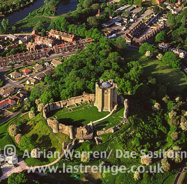 Conisbrough Castle, south Yorkshire, Yorkshire, England