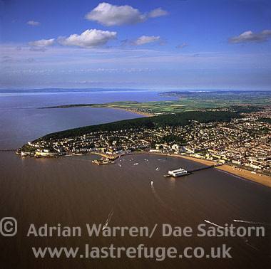 Weston-super-Mare, Somerset, England