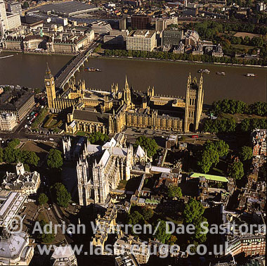 Big Ben, Houses of Parliament, Westminster Abbey, Westminster, London, England