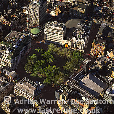 Leicester Square, London, England