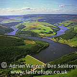 Ladybower Reservoir, Peak District, Derbyshire, England