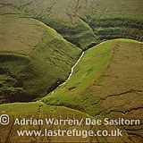 Alport Dale, Peak District, Derbyshire, England